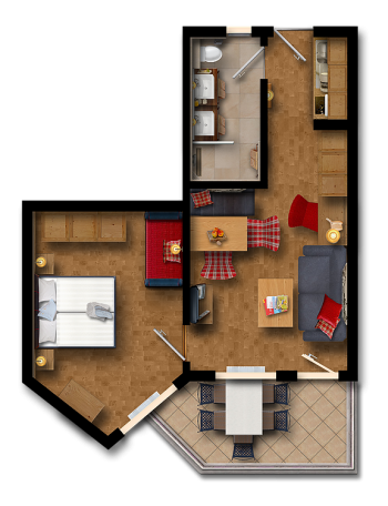 Apartment Ifinger