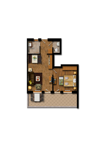 Mutspitz Apartment